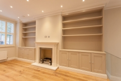 living room alcoves